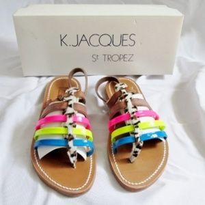 48812bc1ba3 K. Jacques Shoes on Poshmark
